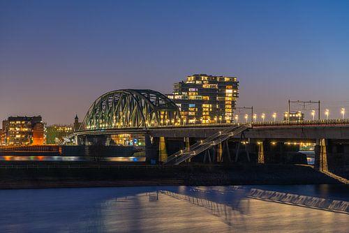 Brug over de Waal in Nijmegen