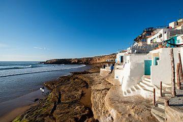 Imsouane, surfer dorpje in Morocco van Ellis Peeters