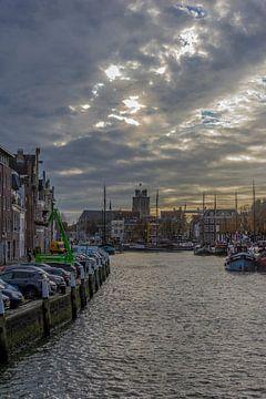 Kuipershaven Dordrecht van Henk Hartzheim