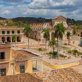 Trinidad, Kuba von Henk Meijer Photography