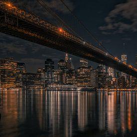 Brooklyn bridge! van Reinier Snijders