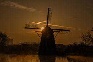 De Zwaan, Molen van Ouderkerk aan de Amstel sur