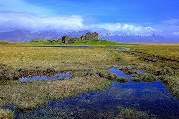 Landschap op IJsland van Patrick Lohmüller