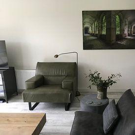 Kundenfoto: Grüner Korridor von Perry Wiertz