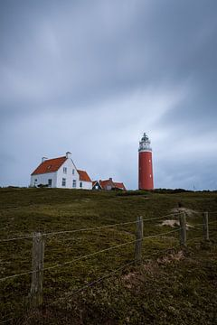 Texel-Leuchtturm von Kevin IJpelaar