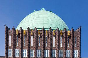Anzeigerhochhaus, Hannover, Nedersaksen, Duitsland, Europa