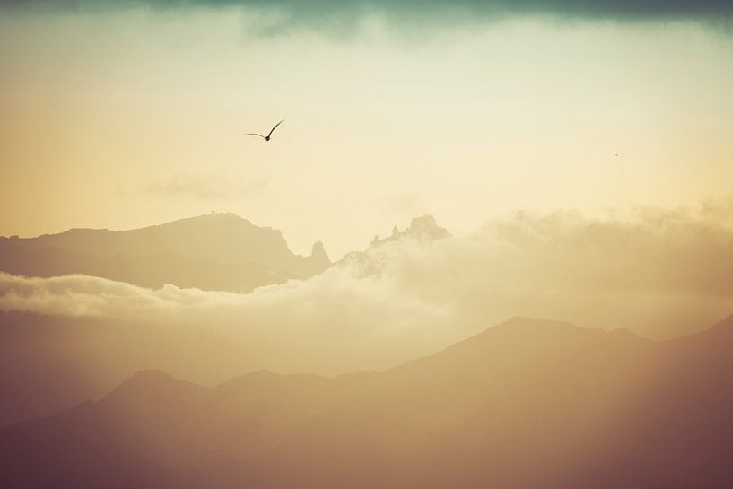 Clouds in the Mountains II van Pascal Deckarm