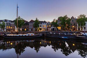 De Brede Haven in 's-Hertogenbosch van Goos den Biesen