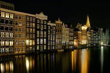 Amsterdam - Damrak I von Sabine Wagner