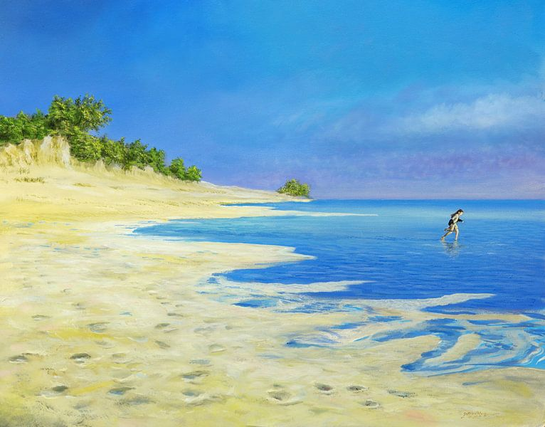 beach run van Silvian Sternhagel