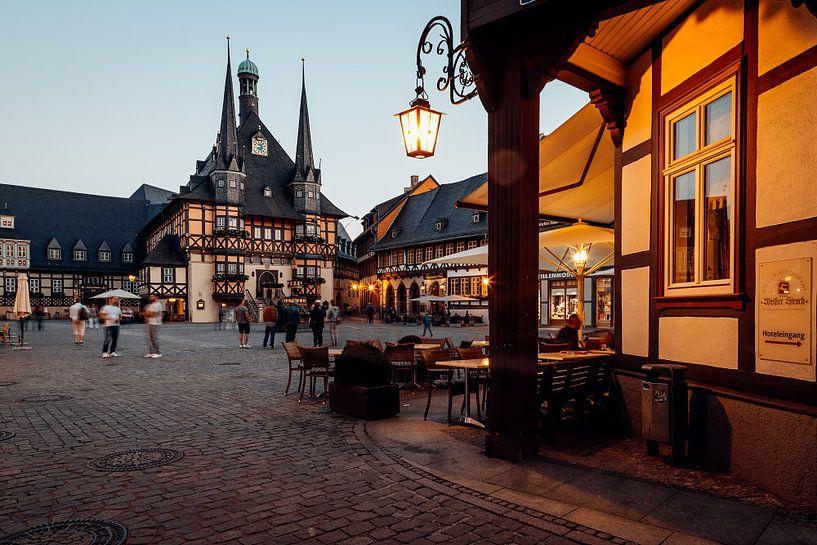 Rathaus Wernigerode von Oliver Henze