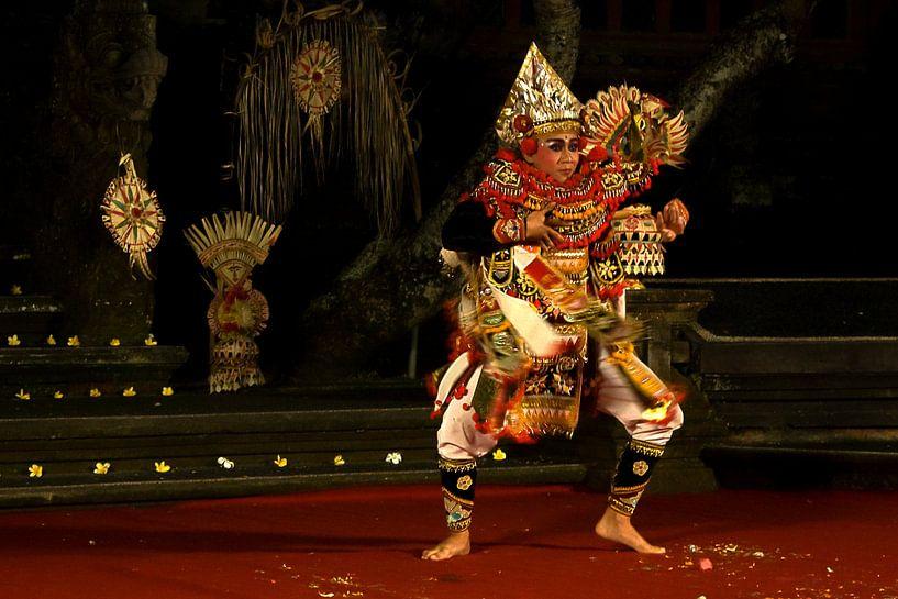 Balinese Dancer van BL Photography