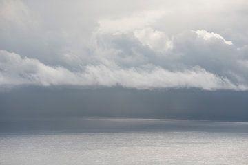 Blick auf den großen Ozean von Leendert Noordzij Photography