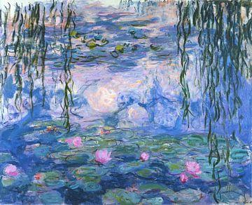 Waterlelies (serie), Claude Monet