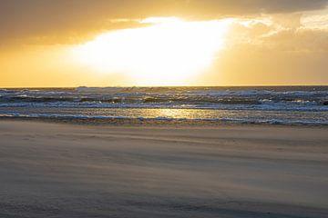 Sonnenuntergang von Rutmer Visser