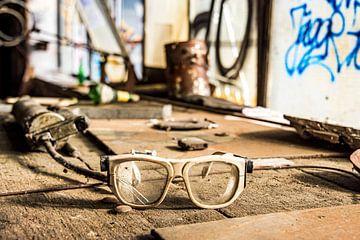 Die Brille des Professors von Nadine Rall