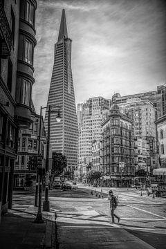Transamerica Pyramid von Joris Pannemans - Loris Photography