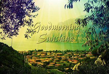 Goodmorning Sunshine van Iris van Bokhorst