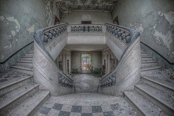Orphan staircase von Hettie Planckaert