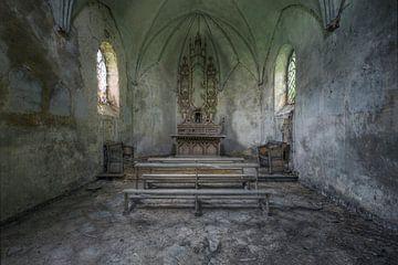 verlaten kapel van Kristof Ven