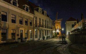 Oud Wijk Bij Duurstede - Dorestad bij Nacht