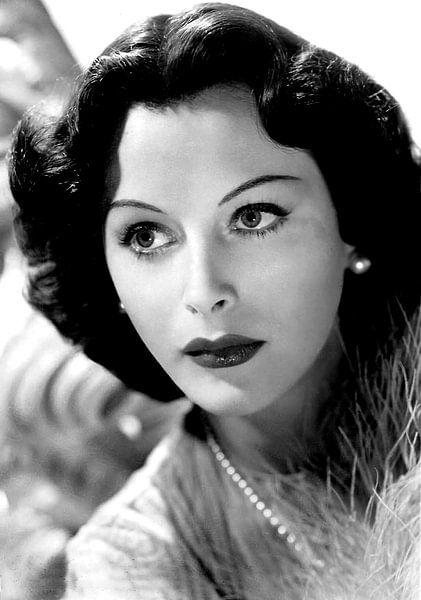 Hedy Lamarr van Brian Morgan