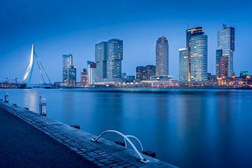 Rotterdam Skyline von Dennis Donders