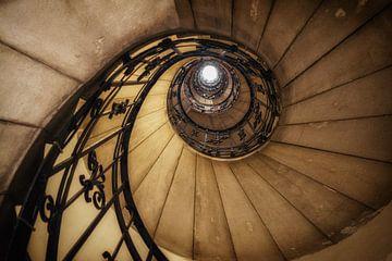 Escalier sur Carina Buchspies