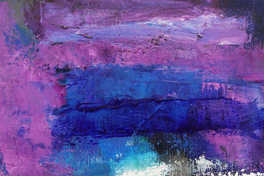 Bluepurple van Harry Hadders