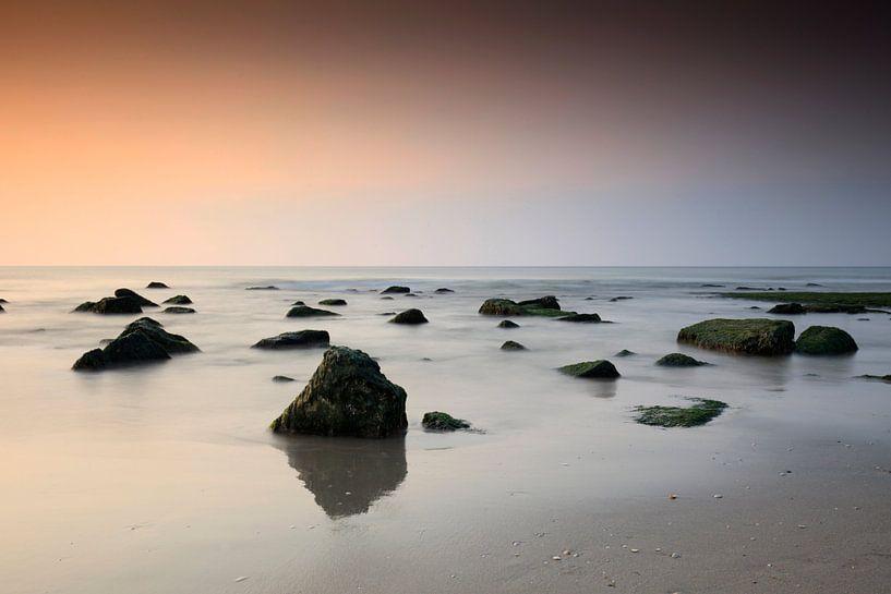 zeegezicht langs de Nederlandse kust van gaps photography