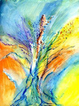 hopefull - Glücksbaum von Claudia Gründler