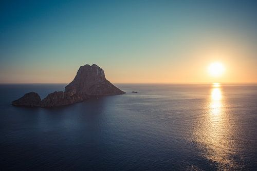 Zonsondergang Es Vedrà, Ibiza