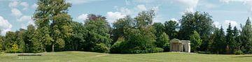 Het Capitool, theehuis op Landgoed Schaep en Burgh in 's-Graveland von Martin Stevens