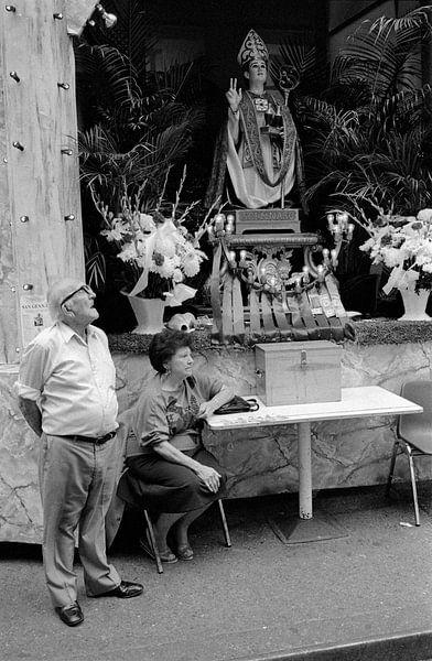 Little Italy New York van Raoul Suermondt
