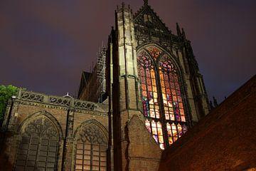 Domkerk in Utrecht van matthijs iseger
