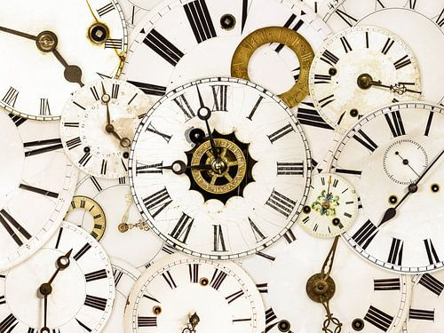 Hoe laat is het? van