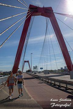 Willemsbrug, Rotterdam van Kevin Slotboom