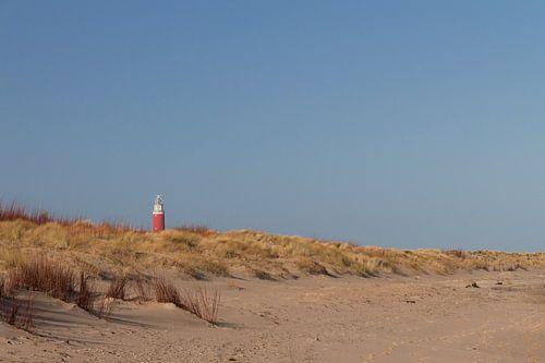 Lighthouse Texel. van