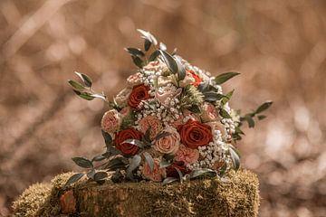 Huwelijksverjaardag boeket van Tobias Huber