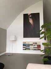 Kundenfoto: Schöne Sommersprossen von Elianne van Turennout, auf leinwand