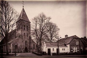 Torenpleinkirche in Vleuten von Jan van der Knaap