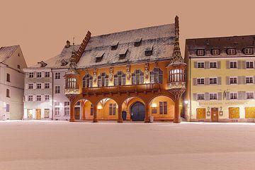 Münsterplatz Freiburg van Patrick Lohmüller