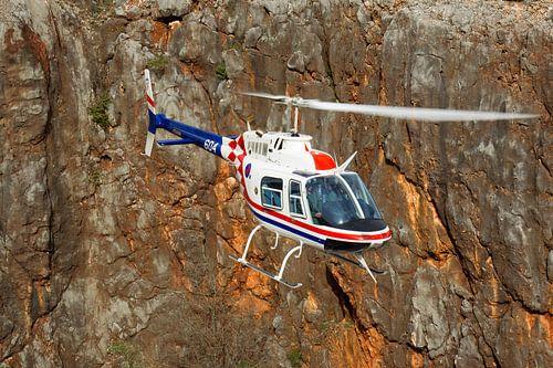 Kroatische Luchtmacht Bell 206 Jet Ranger