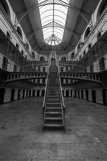 Kilmainham Gaol gevangenis van Jan van Kemenade