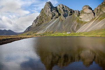 Landschap van IJsland von Menno Schaefer