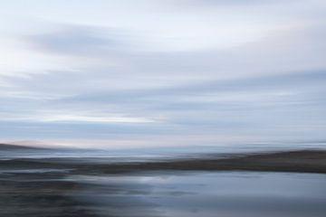 Kust Lofoten 3 van Danny Budts