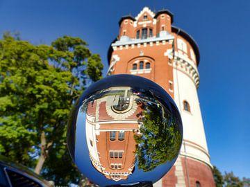 Watertoren op de Giersberg in Brunswick van schroeer design