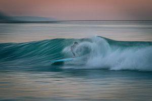 Surfing Rincon