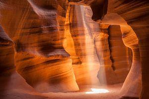 ANTELOPE CANYON Gorgeous Lightbeam