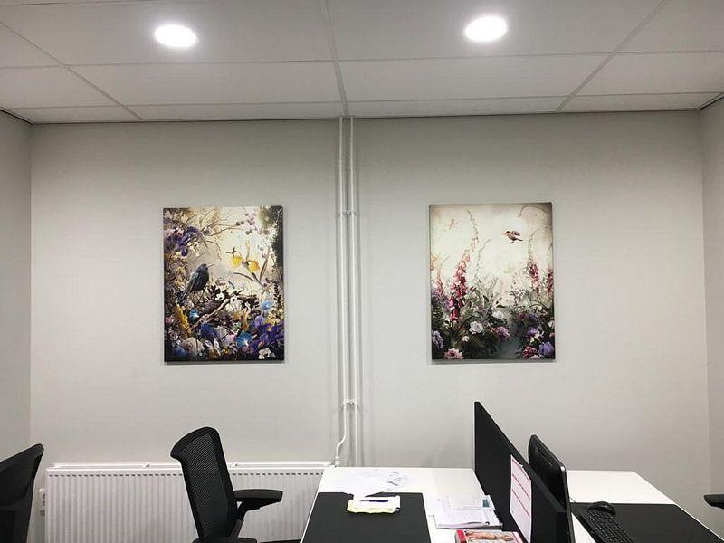 Photo de nos clients: Refugia sur Jesper Krijgsman, sur toile